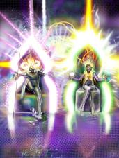 King and Queen Infinite